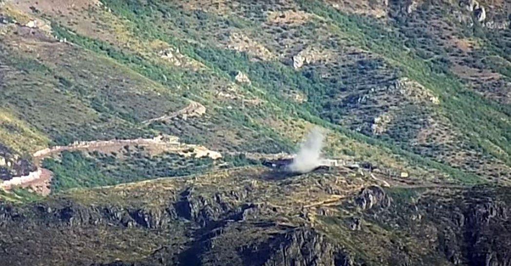 亞美尼亞與亞塞拜然的邊境衝突始於7月12日,兩軍沿著邊境的「塔烏茲區」互控對方越...