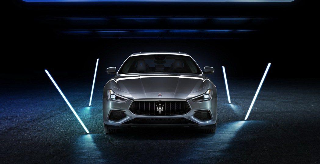 Maserati Ghibli Hybrid。 摘自Maserati