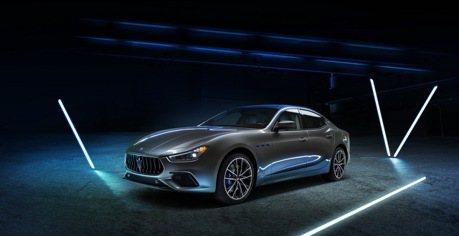 第一款通電的瑪莎拉蒂! Maserati Ghibli Hybrid嶄新登場!