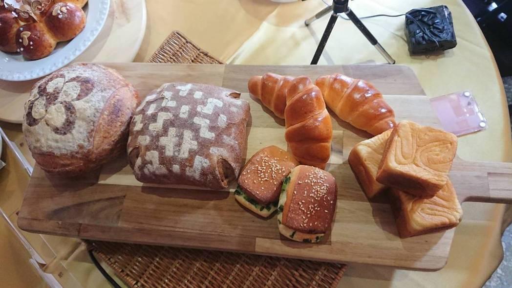 手作烘焙已成為民眾居家生活娛樂之一。記者黃淑惠/攝影