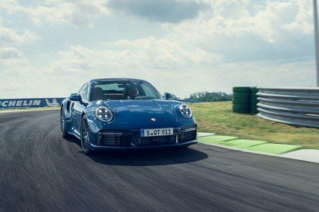 沒「S」也有580ps!全新保時捷911 Turbo登場,台灣同步展開預售