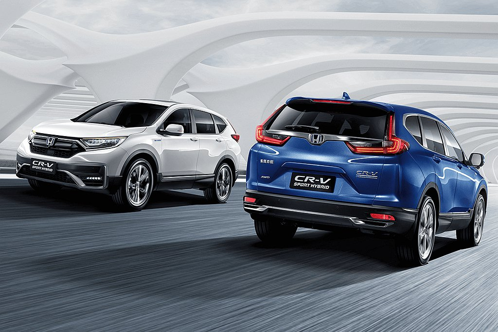 中國小改款Honda CR-V於7月初開始進行媒體試駕與上市預告,數日後就立即公...