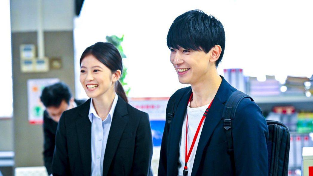 今田美櫻與吉澤亮。圖/擷自臉書