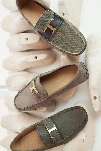 T Timeless 的經典標誌亦重現於手袋、平底鞋及高跟樂福鞋等單品之上。 圖...