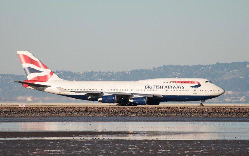 英國航空公司(British Airways)今宣布,旗下波音747機型「巨無霸噴射機」(Jumbo Jet)機隊即刻起全數退役。圖擷自REUTERS