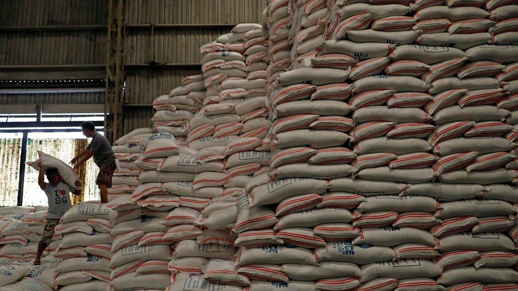 聯合國糧農組織表示,玉米和大米價格微漲,小麥出口價格大致保持穩定。 ©REUTE...