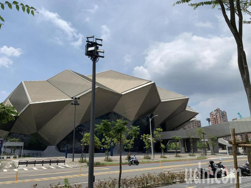 台北流行音樂中心北基地。記者趙宥寧/攝影