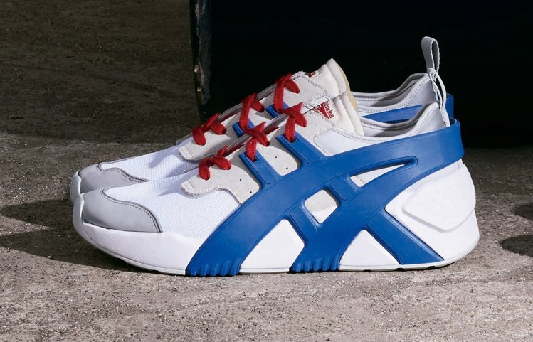 Onitsuka Tiger BIG LOGO TRAINER 2.0鞋。圖/O...