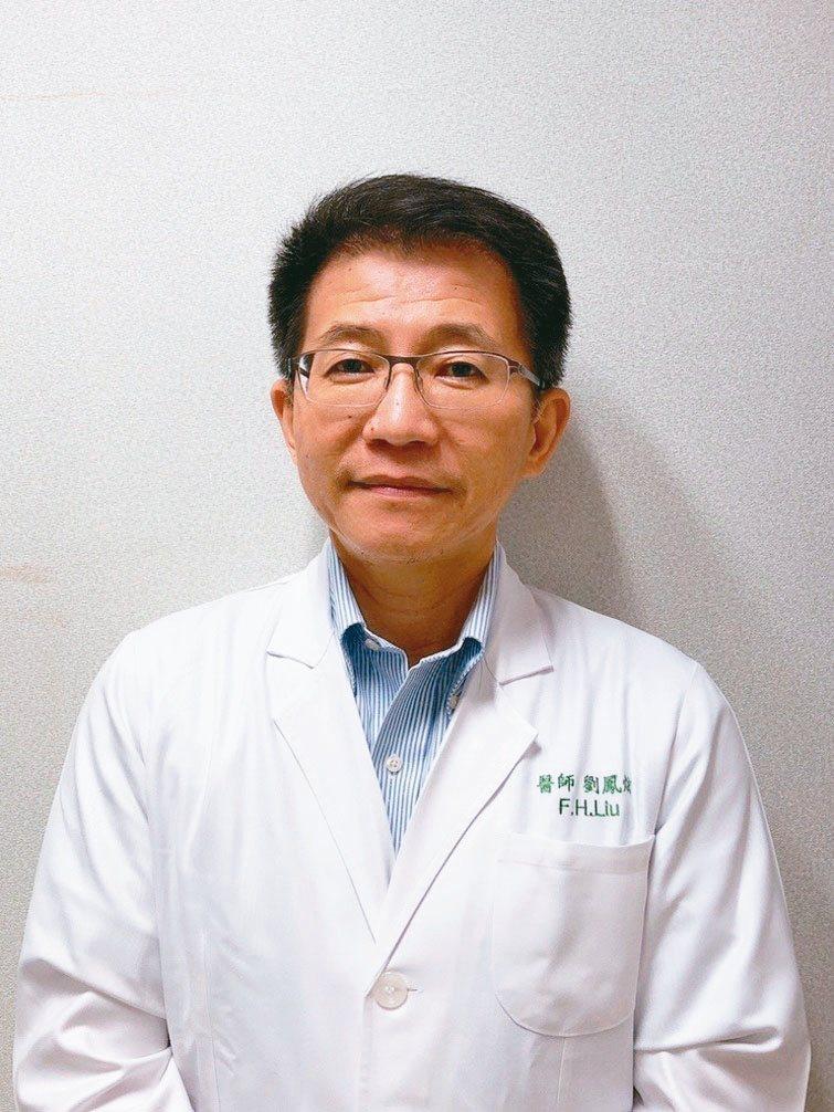 劉鳳炫 林口長庚醫院新陳代謝科主任 圖/劉鳳炫提供