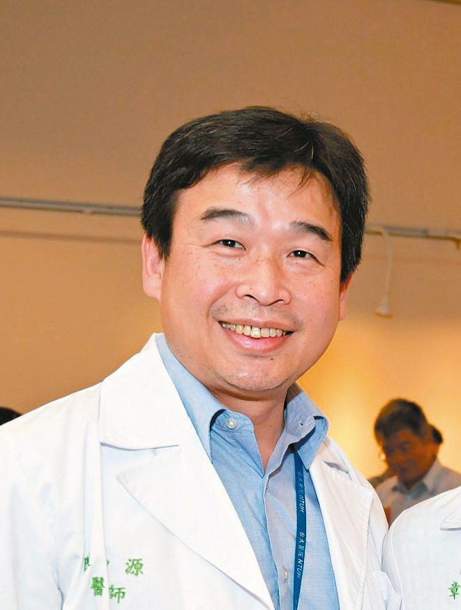 陳坤源 台大醫院一般外科主治醫師 圖/陳坤源提供