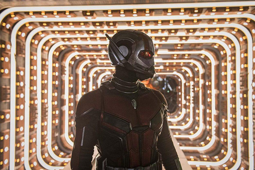 「蟻人」是漫威一直很有心拉拔的英雄。圖/摘自imdb