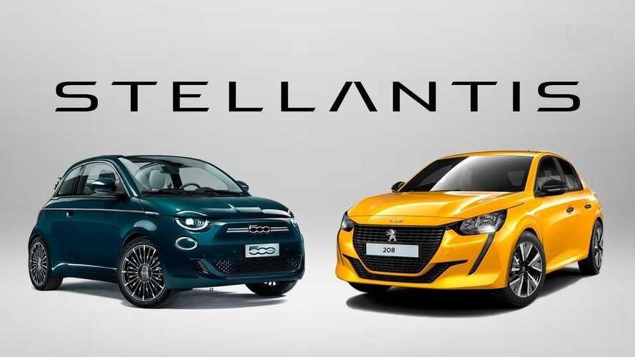 FCA與PSA集團合併後成立的新公司叫「Stellantis」。 摘自Motor...