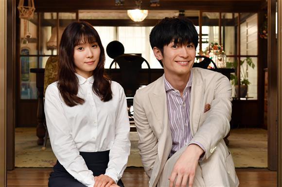 三浦春馬剛接拍新戲,搭檔女星松岡茉優。圖/摘自日網雅虎