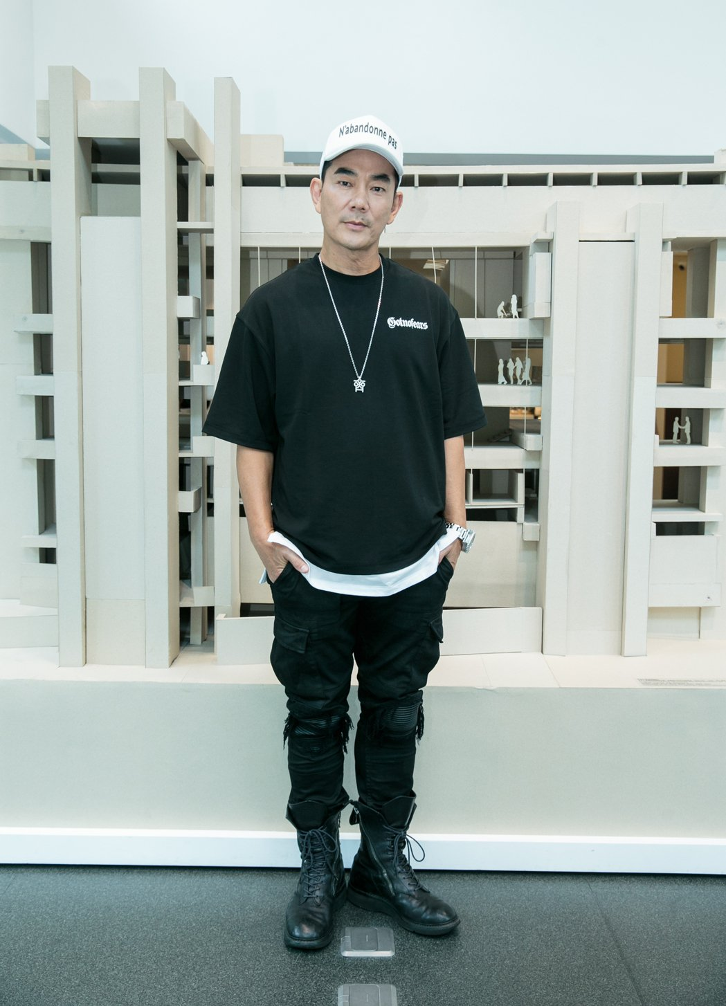 任賢齊闊別8年將於9月19日於台北國際會議中心舉辦「齊跡2020演唱會」。記者曾...