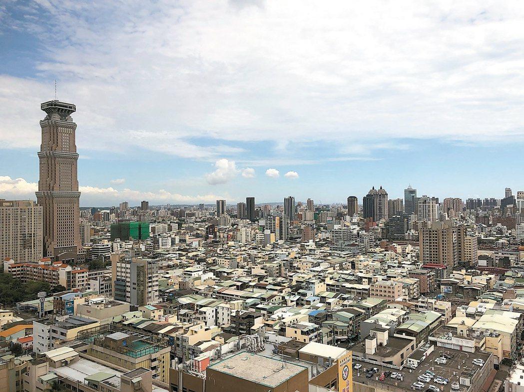 高雄、台南房市搶眼熱鬧。 記者林政鋒/攝影