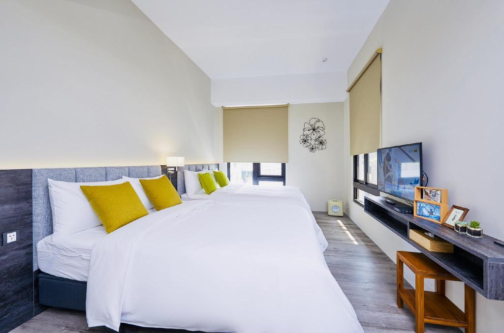 Hotel Z逢甲。 Agoda /提供