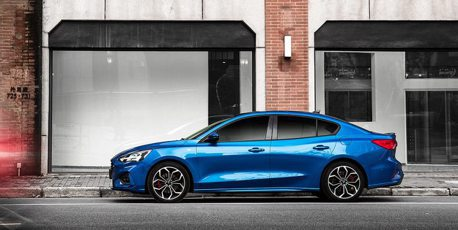 跟大改款Sentra強碰 Focus 4D ST-Line將於9月上市