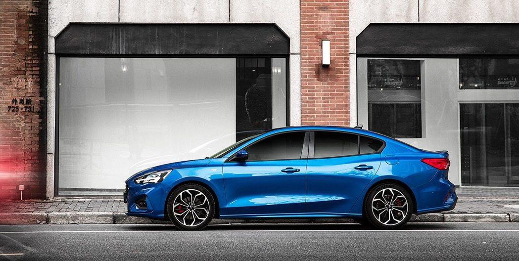 Focus 4D ST-Line車型將吸引更多年輕族群入主。 摘自長安福特官網