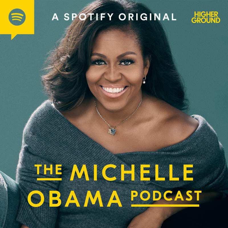 蜜雪兒歐巴馬將於7月29日在Spotify獨家上線獨家Podcast節目。圖/Spotify提供