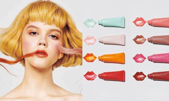 艾杜紗全新推出水潤透亮唇彩「艾妳愛妳潤唇蜜」,7種夢幻色搭配簡約的軟管身設計,非...