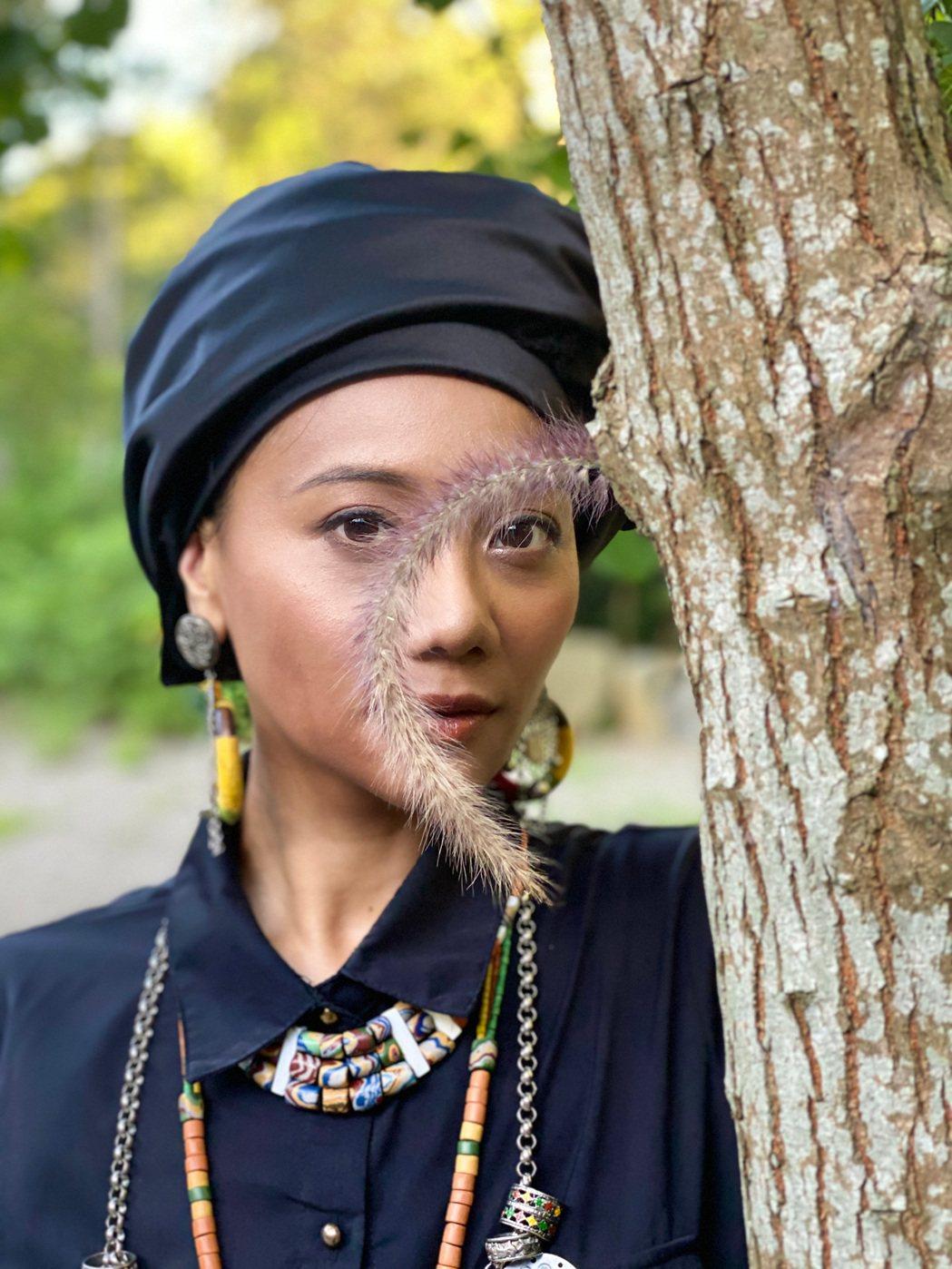 阿爆(阿仍仍)是第31屆金曲獎入圍大贏家。圖/那屋化文化提供