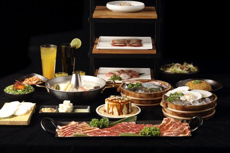 YKNK Club旗艦三人套餐,每份2,650元。圖/YKNK Club提供