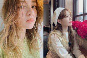 2020日韓最瘋涼感髮色「Beige Tone」!仙女般的裸米色調,從女團到素人都染起來!