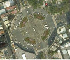 台灣圓環為何在中間加十字路口?網友:功用本末倒置