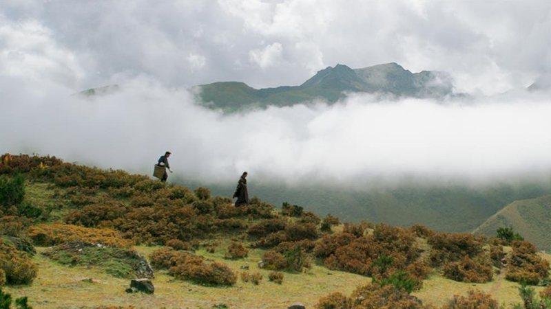 《不丹是教室》劇照。 圖/台北電影節