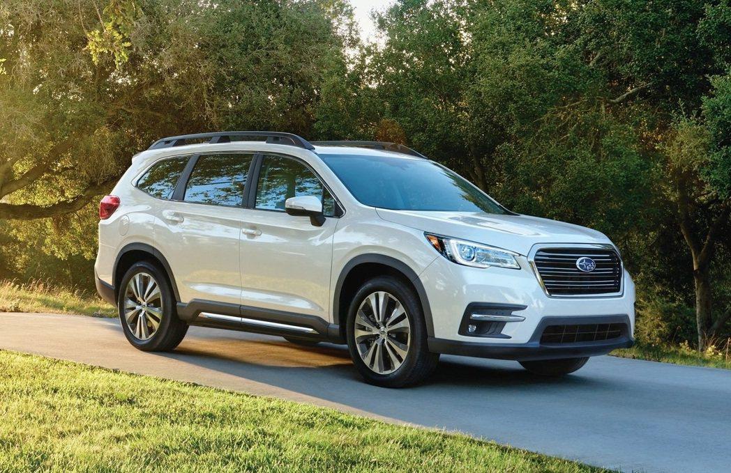 Subaru是平價品牌少數全車系皆有AWD全時四輪驅動,在北美相當吃香。 摘自S...