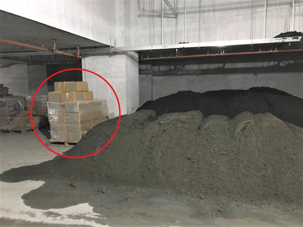 樂土防水粉已成為各大建案中必備的優質建材。成大昶閎/提供