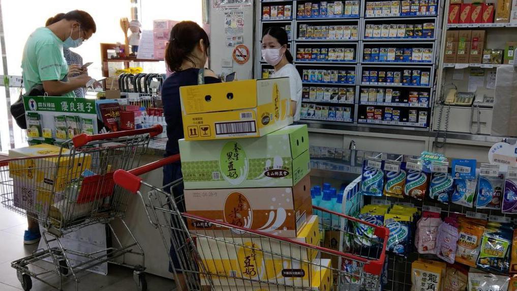 農遊券帶動商機與搶購熱,宜蘭縣竟是「養生豆奶」最搶手,不少外縣市來的遊客,把在地...