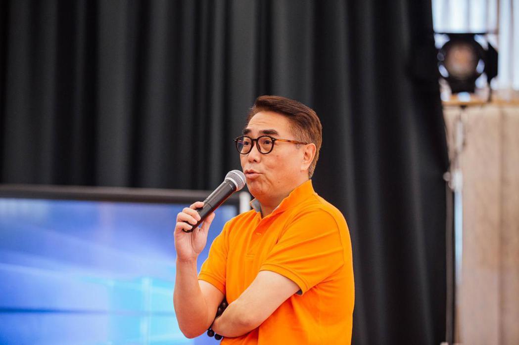 楊盛昱媒體經歷豐富完整,已被世新大學延攬擔任副校長一職。圖/世新大學提供