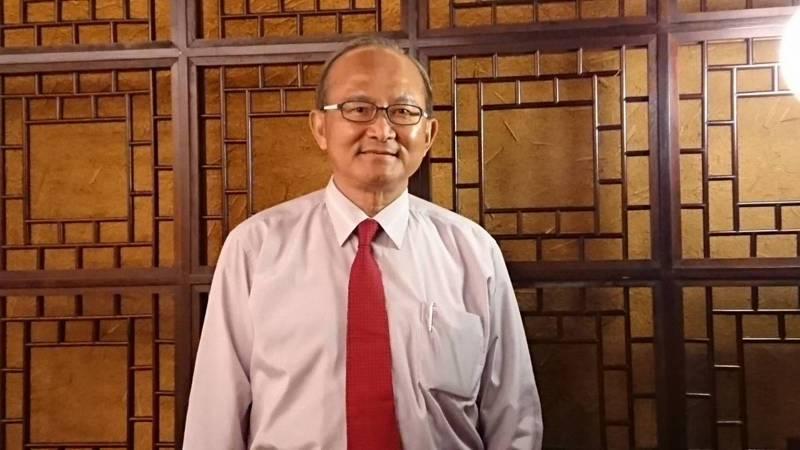 中菲行總裁暨總經理邱鈞榮認為,航空貨運運價維持量增價穩的格局。記者黃淑惠/攝