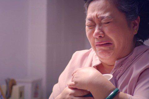 鍾欣凌在公視「我的婆婆怎麼那麼可愛」中飾演的婆媽「彩香」被子女當皮球踢,惹觀眾鼻酸,最新一集更是「洋蔥爆擊」,她抱著過世的小兒子「阿信(許孟哲飾)」留在家中的杯子,看著兒子為她準備好的一切心碎痛哭。...