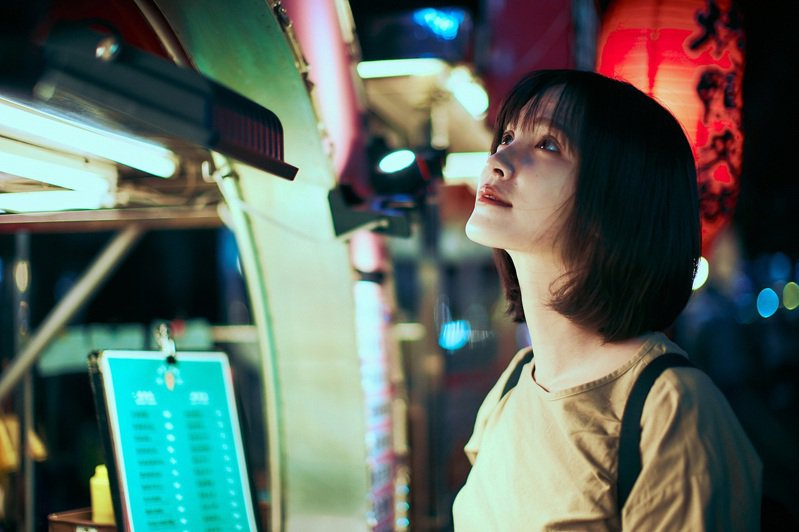 嘉義市府邀請左岸咖啡館廣告女主角吳子霏拍攝今年首支城市形象影片。圖/市府提供