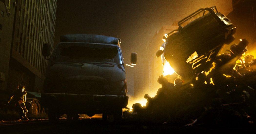 「屍速列車:感染半島」視覺效果超越前作。圖/車庫娛樂提供