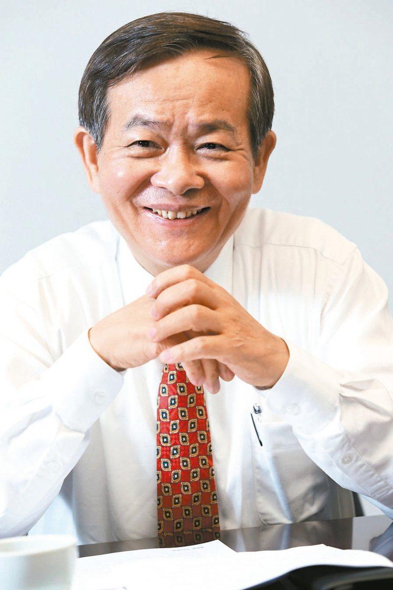 永冠董事長張賢銘(本報系資料庫)