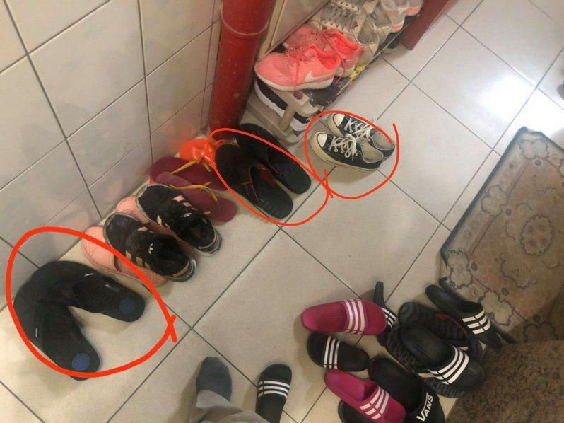 鄰居鞋子放到自家門口怎麼辦 網一招神解答