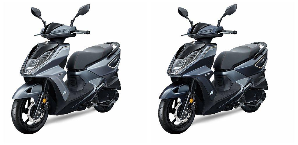 FNX太空灰與鋼鐵灰新色,使用沉穩及內斂的消光色系搭配科技感十足的外型,更加呈現...