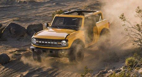 """荒原""""野馬""""帥氣重生!Ford Bronco經典越野車正式回歸"""