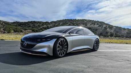 2020 Mercedes-Benz EQS純電車款 將擁有700km的高續航力!