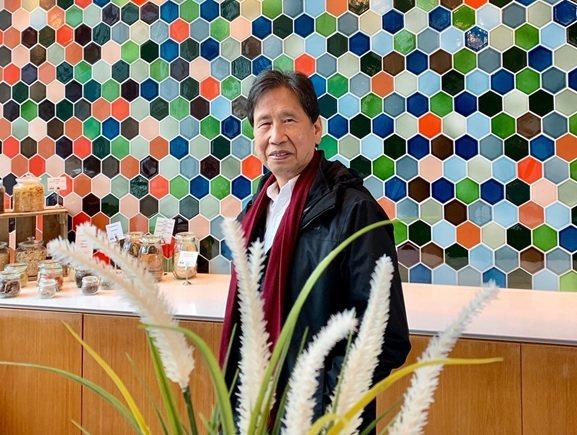 台灣藝術大學前副校長蕭耀輝