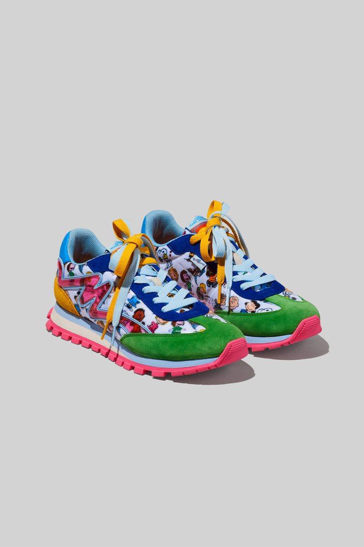 The Marc Jacobs X Peanuts The Jogger運動鞋,...