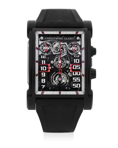 邦瀚斯「時計演進」推出Christophe Claret DualTow腕表,限...