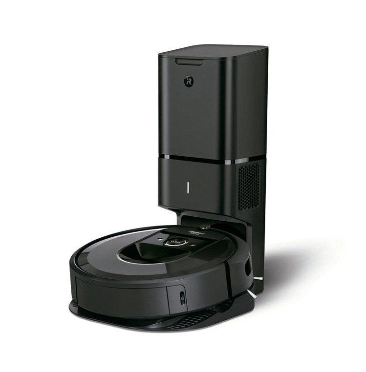 台北信義新天地來思比iRobot Roomba i7+掃地機器人原價58,999...