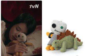 《雖然是神經病但沒關係》推出金秀賢親手縫製望太玩偶 但台灣買不到!