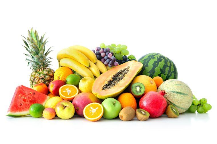 多吃水果可助消化,不發胖。圖╱123RF