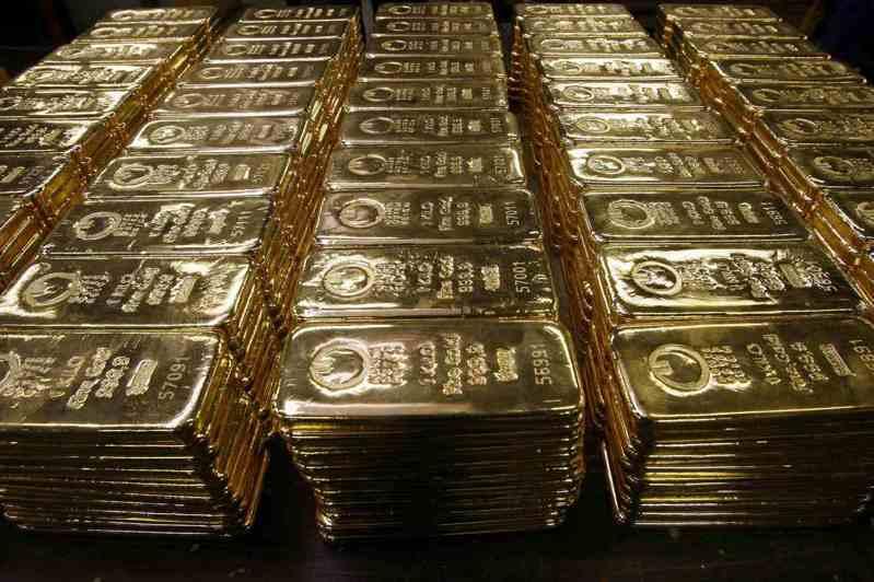 根據瑞士海關,7月從瑞士出口至美國的黃金量幾乎砍半至68.3噸,出貨量自6月創下的歷史新高滑落。路透