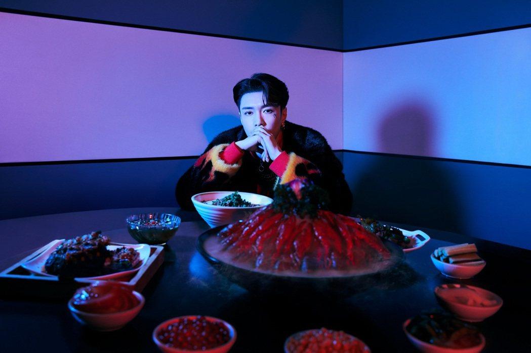 張藝興憑「蓮」要讓M-POP名躍國際。圖/張藝興工作室提供
